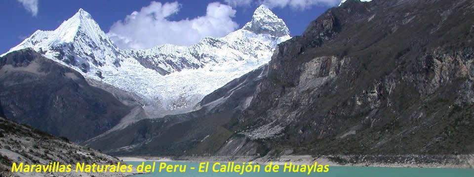 Lugares Turísticos en Perú -Maravillas Naturales
