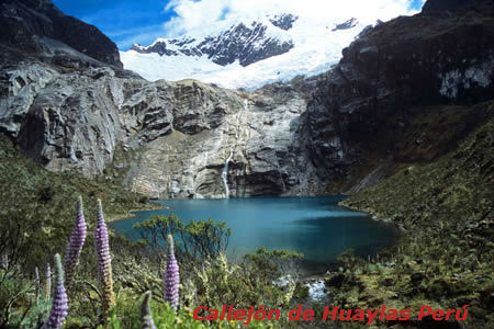 Callejon de Huaylas Peru