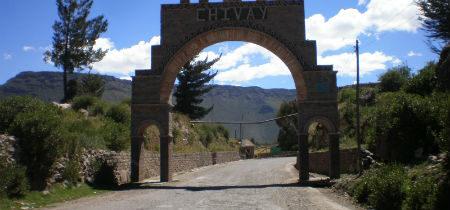 Lugares Turísticos del Perú: El cañon del Colca