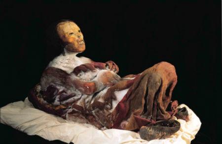 Colca-La momia juanita