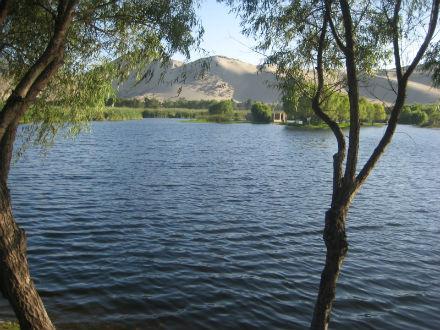 Laredo - laguna de Conache