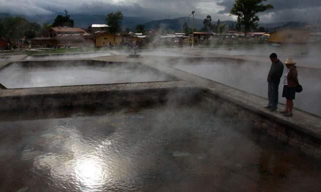 turismo termal peru