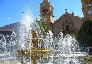 Lugares turísticos del Perú: Tarma