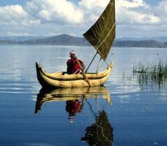 El Lago Titicaca | Lugar turístico del Perú