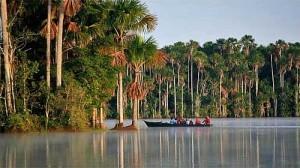Turismo ecológico: Parque Nacional Bahuaja-Sonene