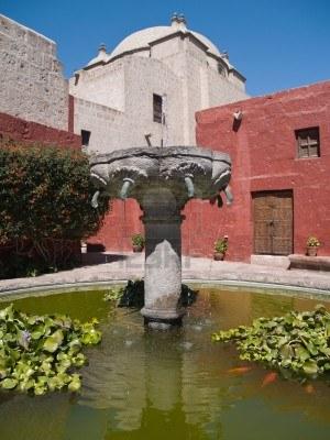 El Monasterio de Santa Catalina Arequipa