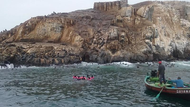 Turismo en el Callao Islas