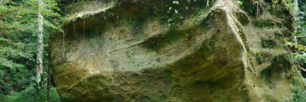 Los Petroglifos de Cumpanamá en Yurimaguas