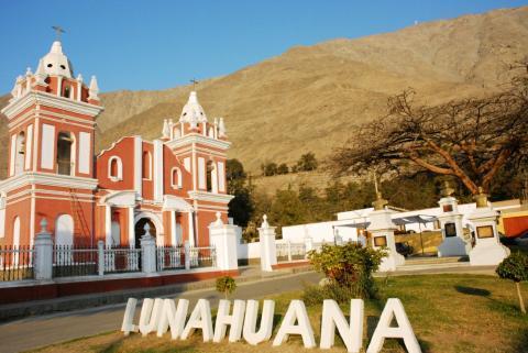 Lugares turísticos del Perú: Lunahuaná
