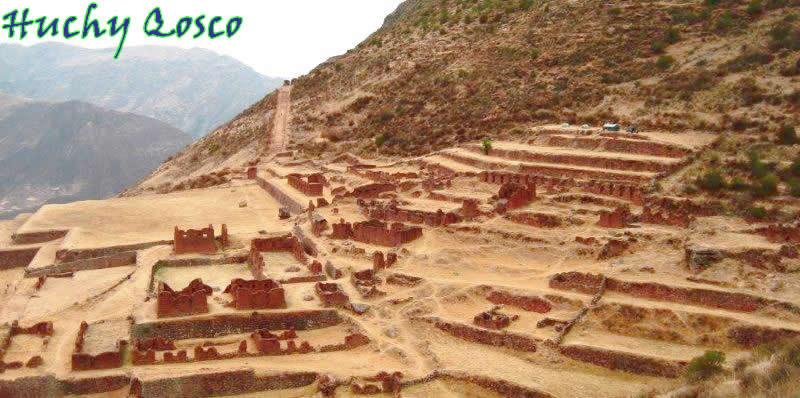 Huchuy Qosqo y Urubamba | Cusco Peru