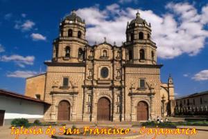 San Francisco Cajamarca