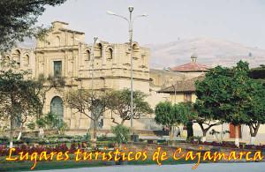 zonas turisticas de Cajamarca