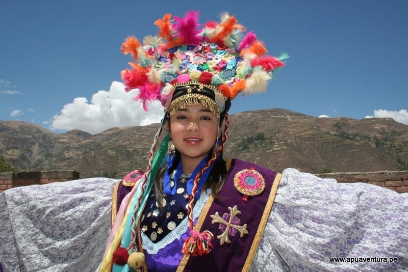 Lugares turísticos del Perú: Corongo en el Callejón de Huaylas