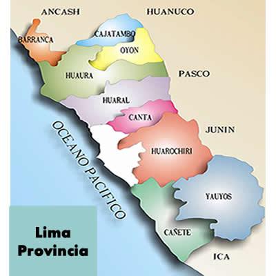 Turismo En Lima, El Sur Chico