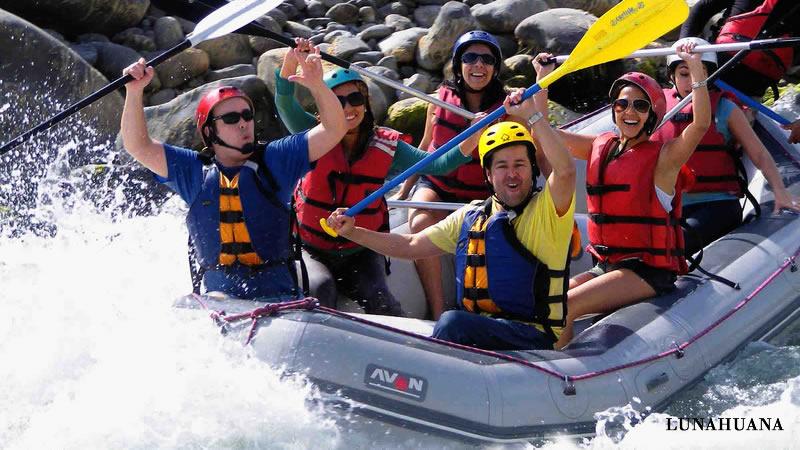 Actividades Turísticas En Lunahuaná