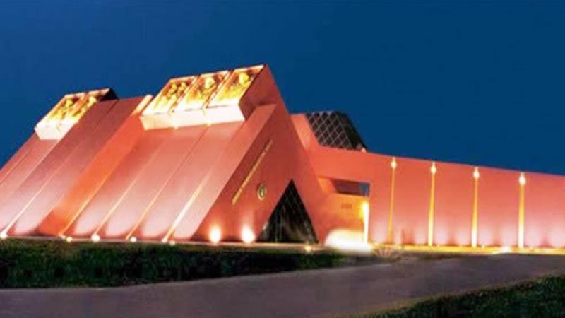 Museo de Tubas Reales del Señor de Sipán.
