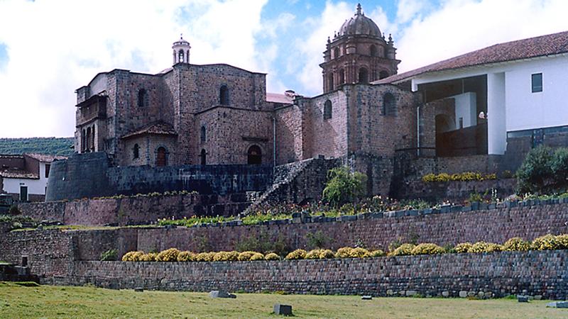 Museo de sitio del coricancha
