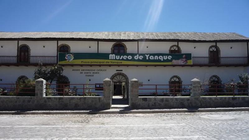 museo de yanque