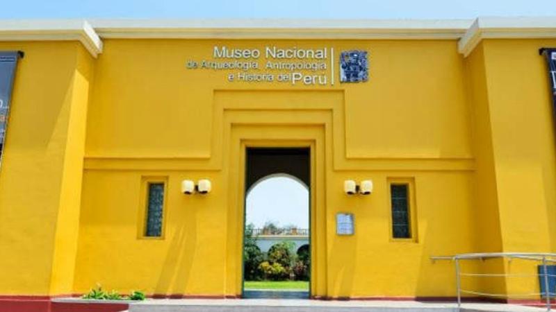 Museo Nacional De Arqueología e Historia del Perú.